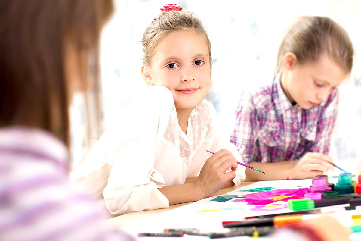 麻布アトリエ | 港区の子供絵画教室 | Azabu Atellier